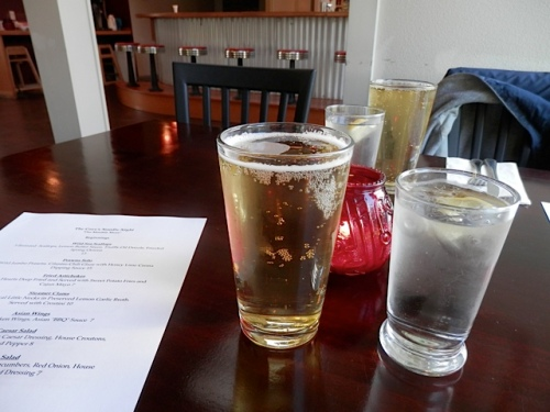 welcome and refreshing hard cider