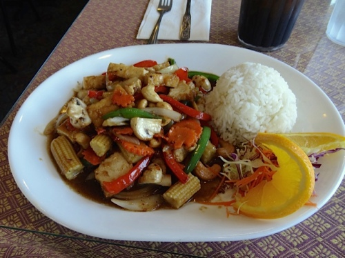 Allan's cashew curry stir fry