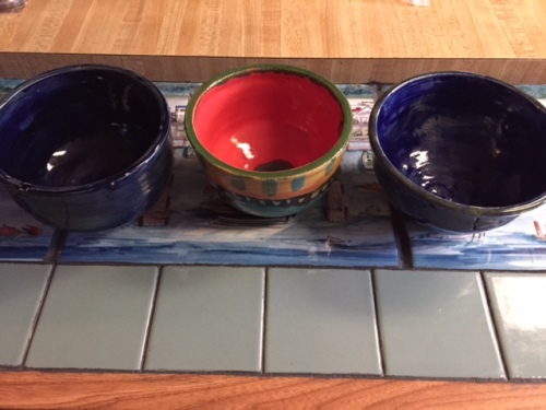 bowls from previous years