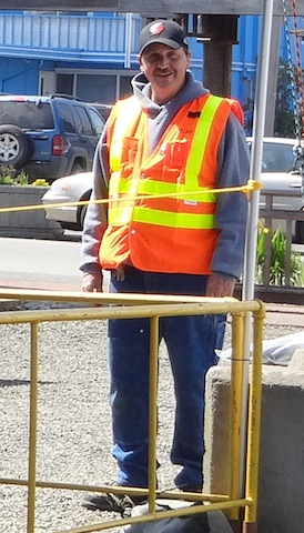 LB Parks Manager Mike Kitzman