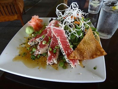 my so scrumptious and nutritious ahi tuna