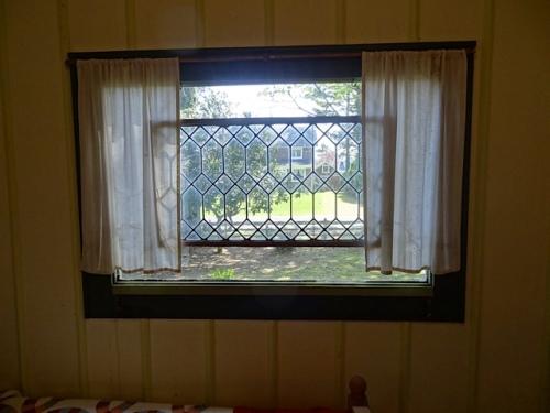 east bedroom window
