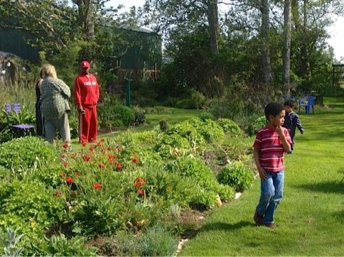 garden touring