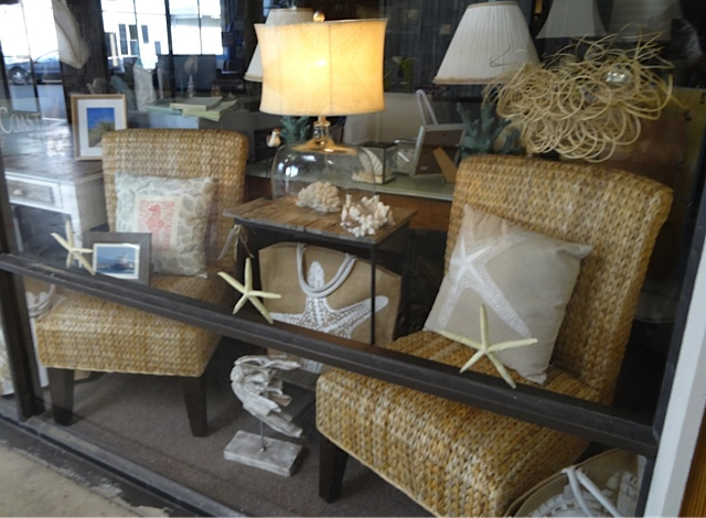Home at the Beach's new shop