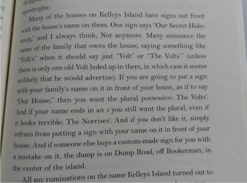 my favourite passage