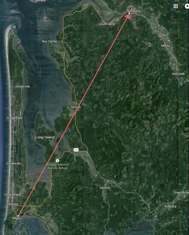 map 2 Raymond
