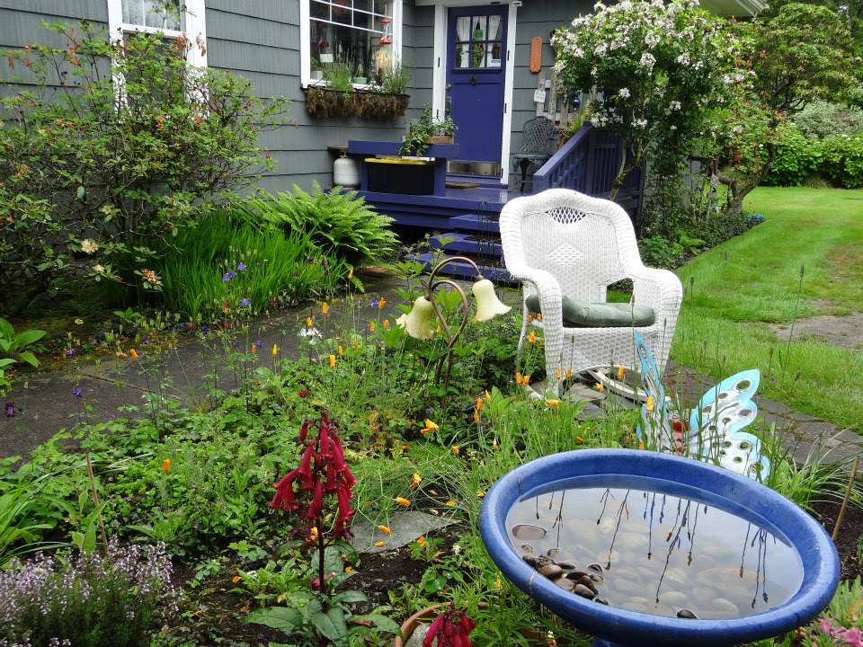 Nahcotta Tangly Cottage Gardening Journal
