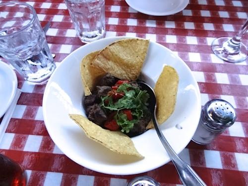 carne asada appetizer