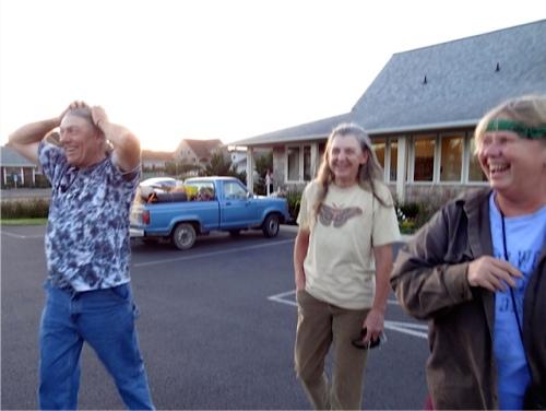 after dinner: Allan's photo