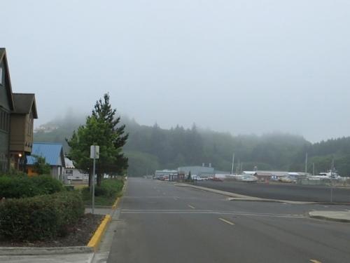 delicious fog