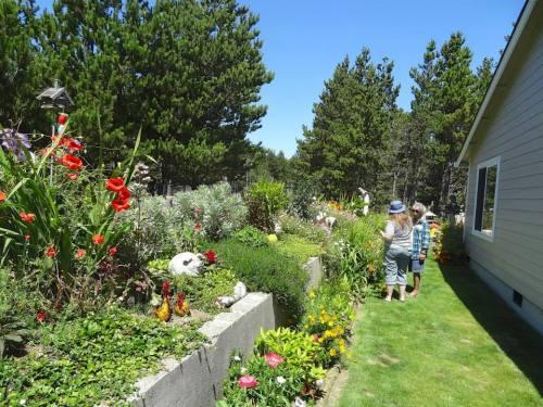 eye level garden