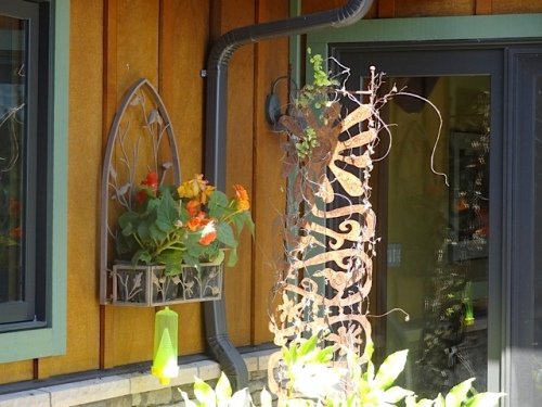 patio corner