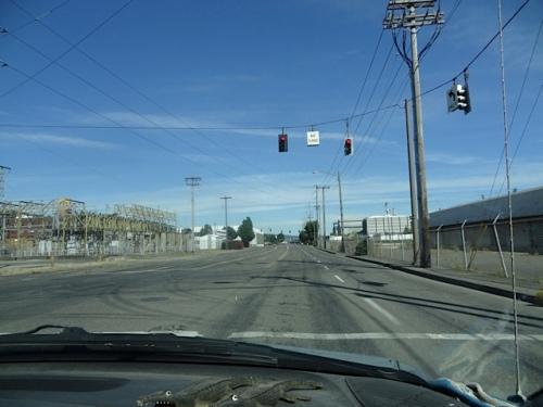 the back roads of Portland