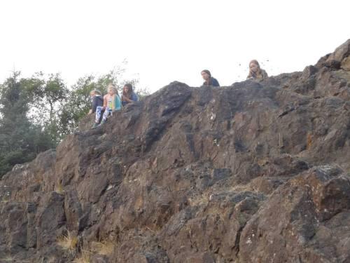 clifftop viewers