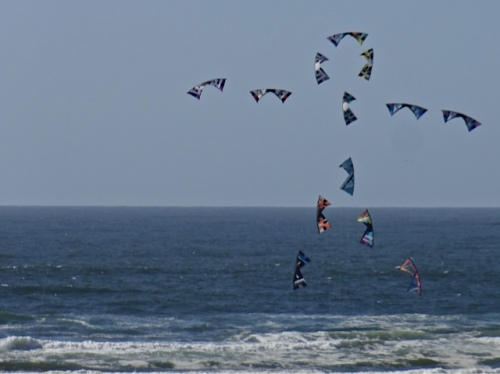 kite formation