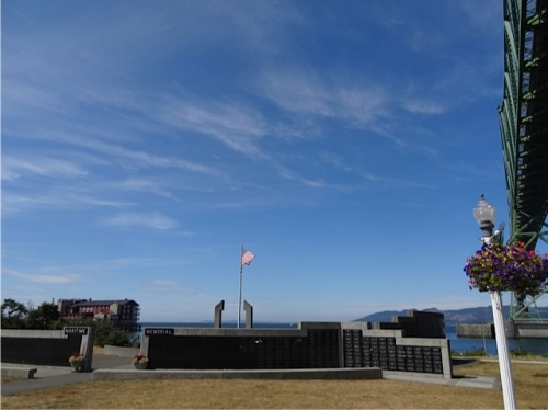 The Maritime Memorial park