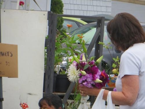Nancy's bouquet
