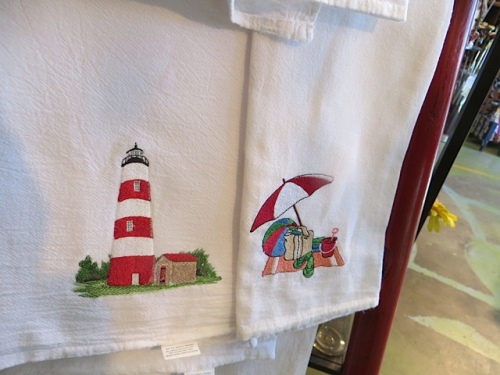 nautical towels