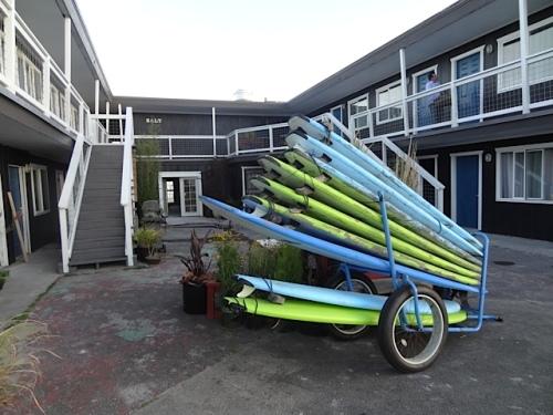 Salt Hotel and Skookum Surf Shop