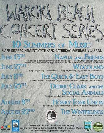 the closing concert of the annual summer series