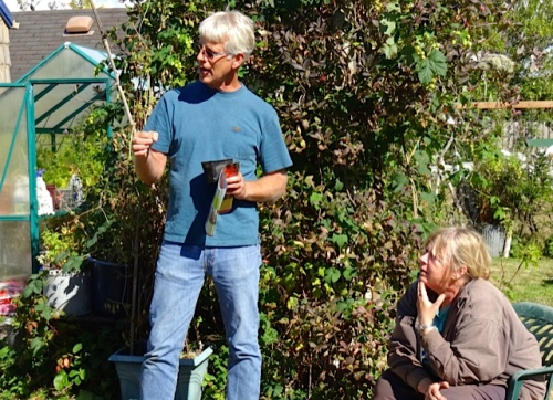 plant talk: Allan's photo