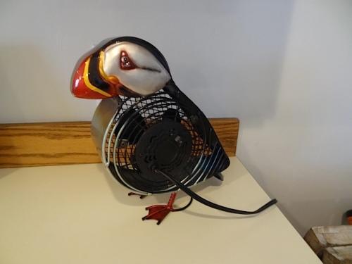 puffin fan