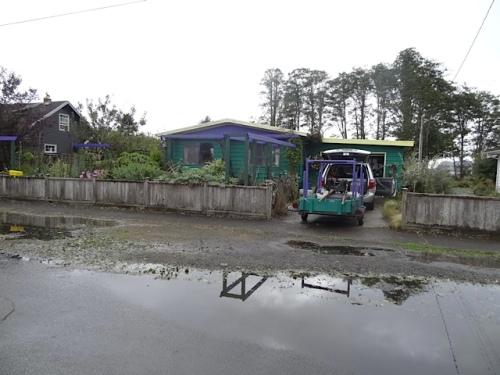 the Lake Street puddle
