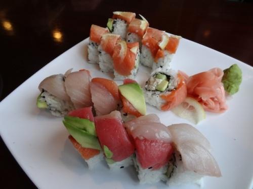 artful sushi