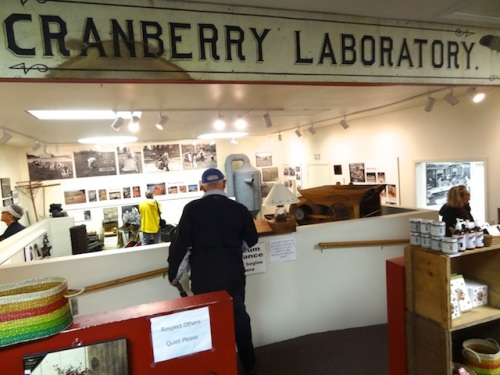 in the Cranberry Museum
