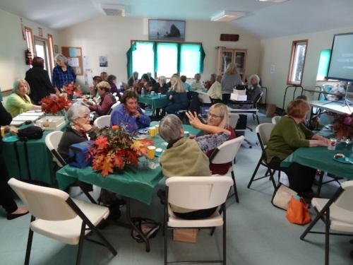 The Cannon Beach Garden Club