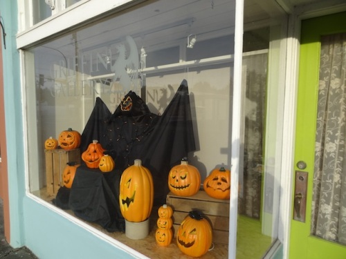 Halloween is a very big deal in Ilwaco.