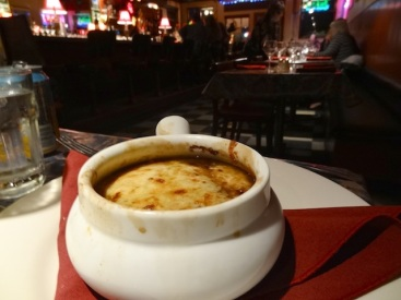 Allan's delicious French Onion Soup