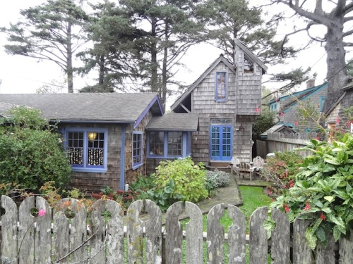 my favourite Cannon Beach Cottage (The Bears)