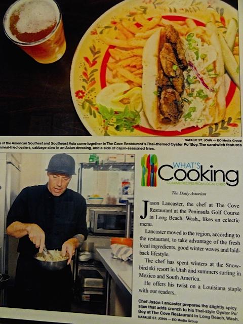Chef Jason Lancaster