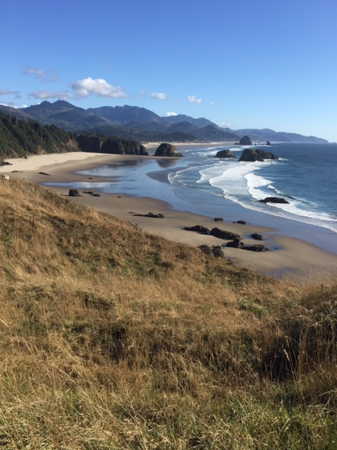 Todd's photo: Ecola State Park north of Cannon Beach