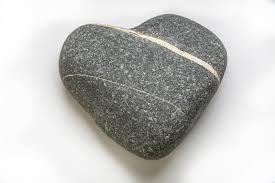I leave this pebble here in memory.