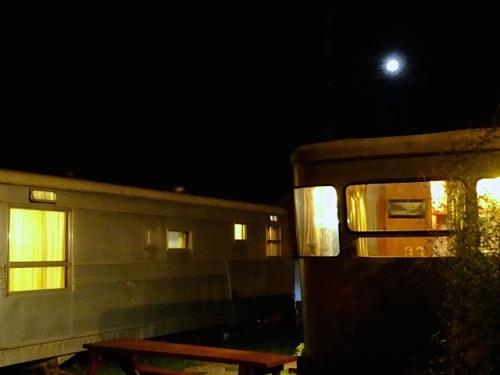 Sou'wester vintage Spartan trailers (Allan's photo)