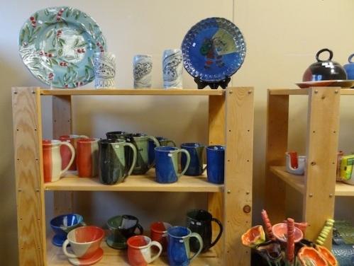 Karen Brownlee Pottery