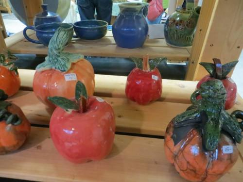 photo borrowed from Karen. I love these pumpkins.