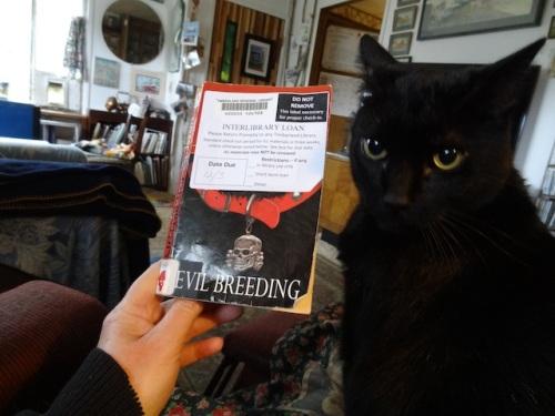 Evil Breeding, a Dog Lover's Mystery by Susan Conant