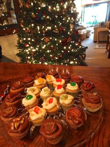 delectable mini-cupcakes