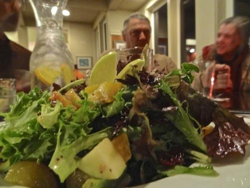 salad and garden gang
