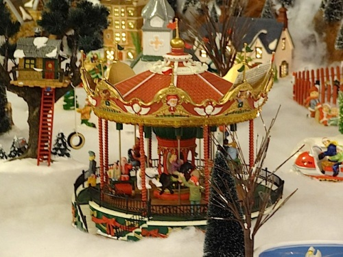 The Long Beach Carousel