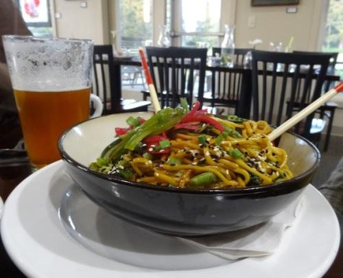 Dave's noodle bowl