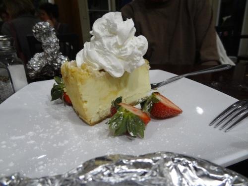 lemon mascarpone cheese cake