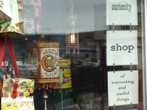 window display at my favourite shop. NIVA green