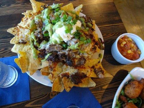 Kathleen's nachos