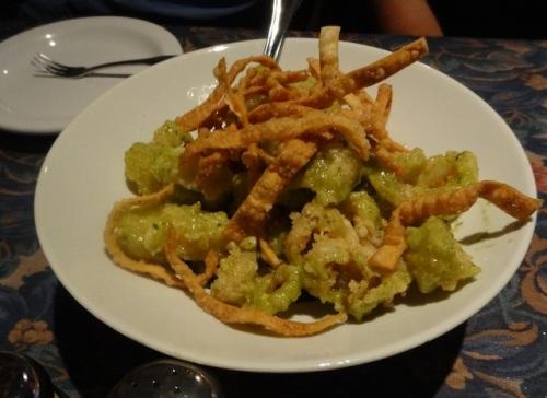 Thai calamari