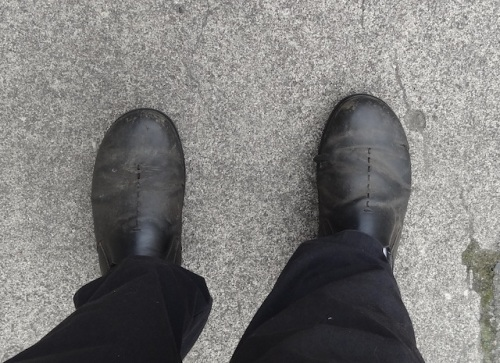 best shoes ever. Just bought a brand new shiny pair.