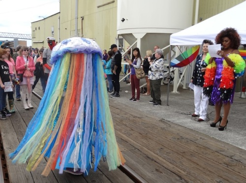 Astoria Jellyfish Pride